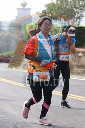 賽道20K處,峨眉湖步道02(Ming Jyun Wang):30,LONDC,GARMI,2366,籍大利.