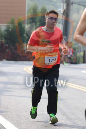 賽道20K處,峨眉湖步道02(Ming Jyun Wang):;大桔大利….,11KM健跑組男生