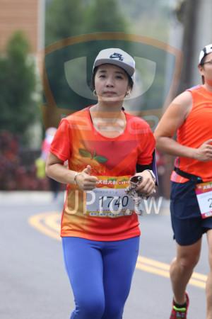 ():大利,11KM健跑組女生組,1740