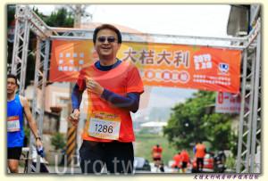 大桔大利峨眉鄉半程馬拉松 起終點處 (2)(ssu ying Chiou):大桔大利,099,1286