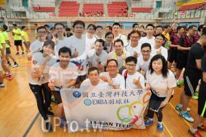 ():國立臺灣科技大學,EMBA羽球社,TAIWAN TECH